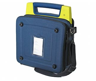 Custom medical AED case