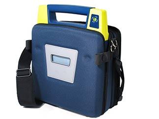 custom AED case